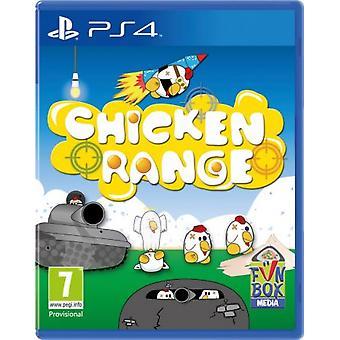 Chicken Range PS4 Game