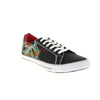 Ed Hardy Adult Mens Serpent Lifestyle Sneakers