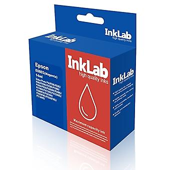 InkLab 803 Epson Compatible Magenta Replacement Ink