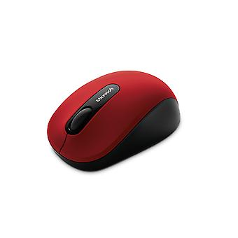 Microsoft 3600 Bluetooth Mobil mus - Röd