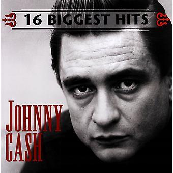Johnny Cash - 16 Biggest Hits Vinyl