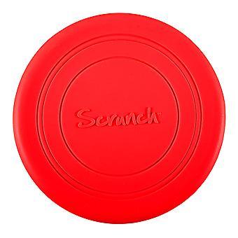 Scrunch الفريسبي للأطفال (الأحمر) شاطئ ألعاب الملحقات الرمل في الهواء الطلق