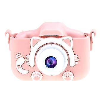 Kid Mini Cartoon Camera Rechargeable Digital Child Camcorder For Outdoor Screen