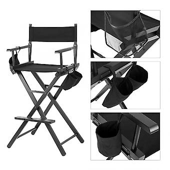 Professional Makeup Artist Directors Chair Wood Outdoor Foldable
