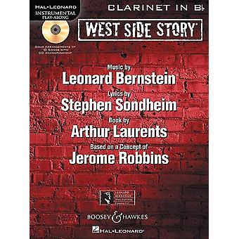West Side Story för klarinett