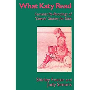 What Katy read
