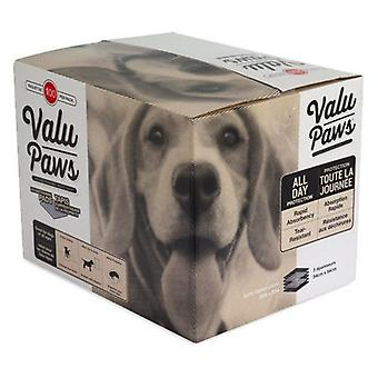 """Precision Pet ValuPaws Training Pads - 22"""" Long x 22"""" Wide (100 Pack)"""