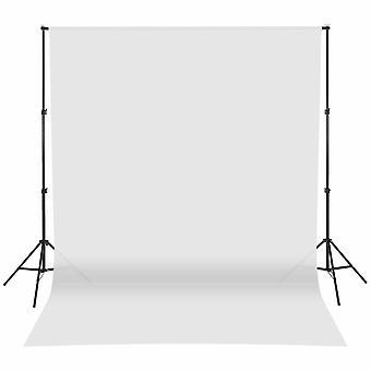 PRO Photo Studio Hintergrund 100% reines Musselin Zusammenklappbar für Studio Fotobeleuchtung