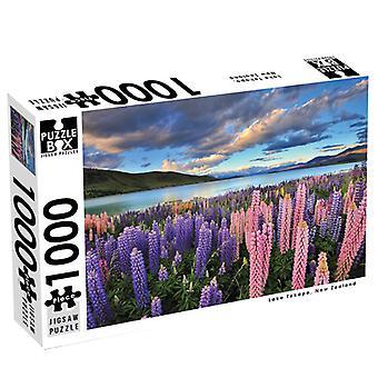 Neuseeland Puzzle Box 1000pcs