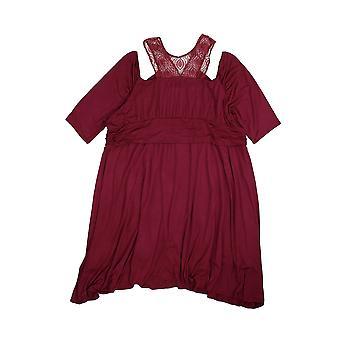 Kiyonna | Chloe Crochet Dress