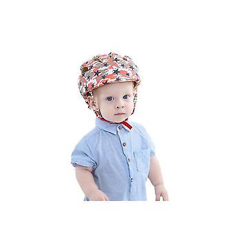 Casque de sécurité pour bébé, casque de sécurité réglable de chapeau de bébé pour des enfants