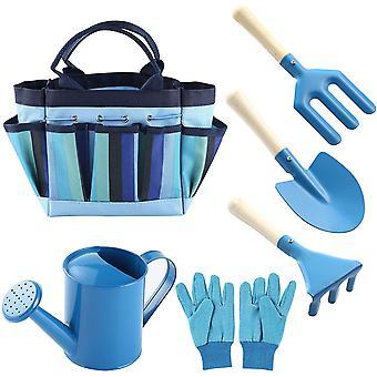 Angi 7pcs hagearbeid verktøy for barn