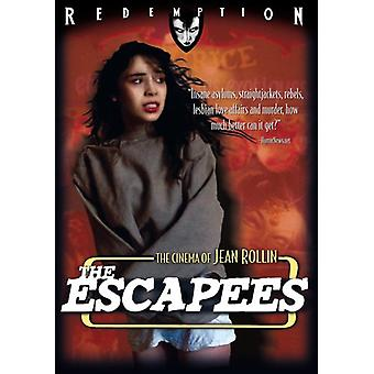 Escapees [BLU-RAY] USA import