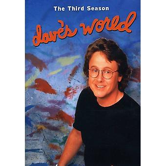 Dave's World: Season 3 [DVD] USA import