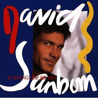 David Sanborn - förändring i hjärtat [CD] USA import