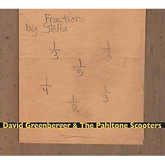 David Greenberger & Pahltone Scooters - Fractions by Stella [CD] USA import