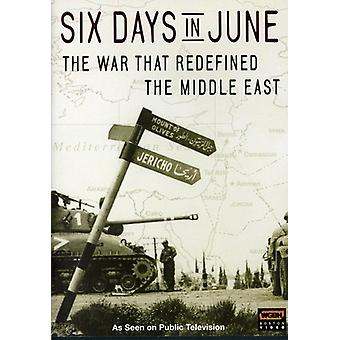 Six Days in June [DVD] USA import