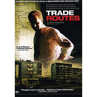 Trade Routes [DVD] USA import