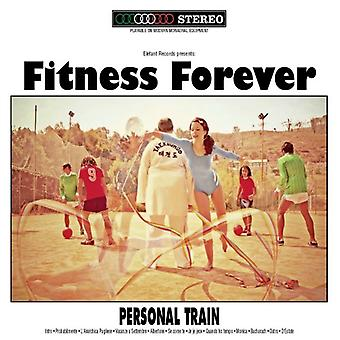 Fitness Forever - Personal Train [CD] USA import