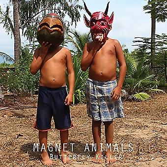 Magnet Animals - Butterfly Killer [CD] USA import