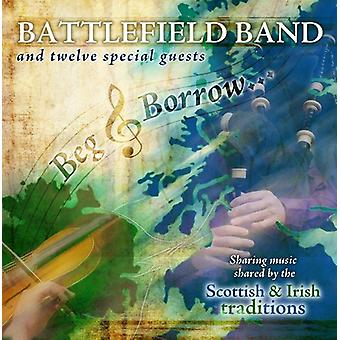 Battlefield Band - Beg & Borrow [CD] USA import