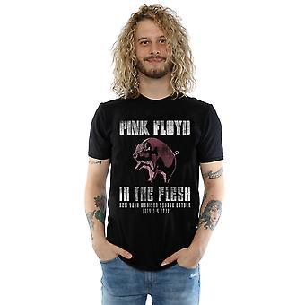 Pink Floyd masculine dans le T-Shirt de la chair