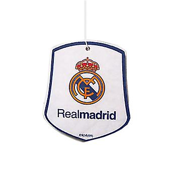 Real Madrid CF Official Football Crest Car Air Freshener
