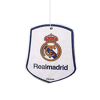 Real Madrid CF oficjalna piłka nożna Crest samochodowa zawieszka zapachowa