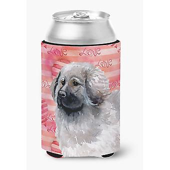 Carolines Treasures  BB9760CC Moscow Watchdog Love Can or Bottle Hugger
