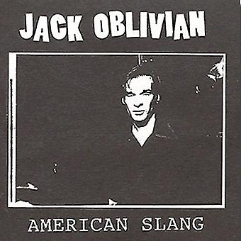 Jack Oblivian - American Slang [CD] USA import
