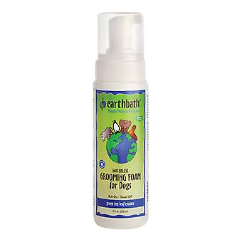 Earthbath 緑茶泡 222 ml