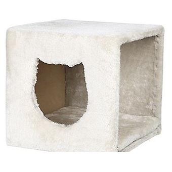 Trixie Cave Soft Light Grey Shelves (Cats , Bedding , Igloos)
