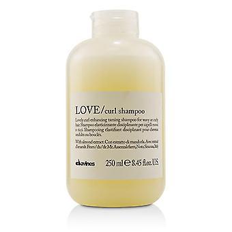 Davines Liebe Curl Shampoo (schöne Curl Verbesserung Zähmung Shampoo für welliges oder lockiges Haar) - 250ml/8,45 Oz