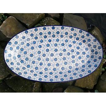Plate, oval, 45.5 x 27 cm, tradition 34, BSN J-324