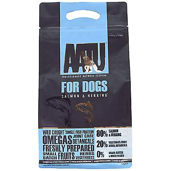 AATU Dog Single Protein Dry Food with Salmon 1.5kg