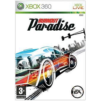 Burnout Paradise (Xbox 360)-nytt