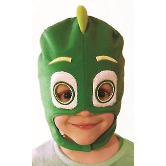 Masques de mascarade masque Gecko Super pyjama PJ