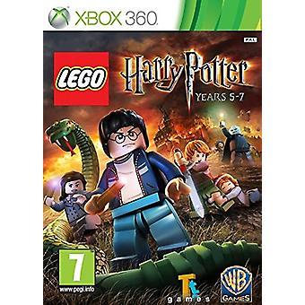 Lego Harry Potter Jahre 5-7 Klassiker Spiel (Xbox 360) - Neu