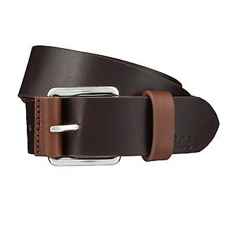 Lee belts men's belts leather belt Brown 3979
