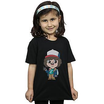 Pepe Rodriguez Mädchen Dustin Henderson T-Shirt
