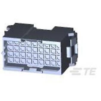 TE Connectivity Socket kotelo - kaapeli Metrimate määrä nastat 36 yhteystiedot välistys: 5 mm 207020-1 1 PCs()