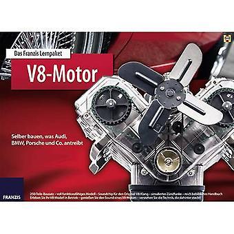 Corso materiale Franzis Verlag V8-Motor 65207 14 anni e oltre