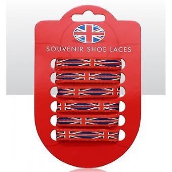 Union Jack Wear Union Jack Shoe Laces