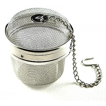 Tea Ball Infuser | Teapot Shaped | 6.3cm | For Tea Leaves Spices Herbs