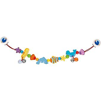 Heimess Pram Chain Marine Animals With Clips
