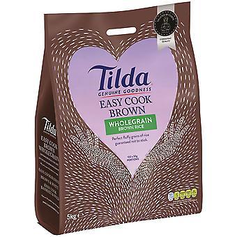 Tilda Easy Cook Wholegrain Brown Rice