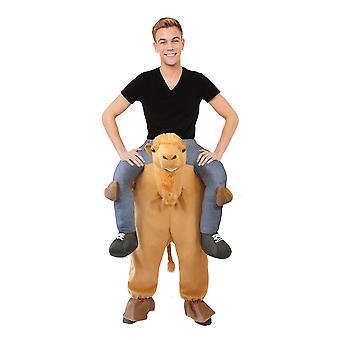 Camel Piggyback Costume