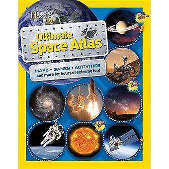 Nationale geografische Kids ultieme ruimte Atlas door Carolyn DeCristofano