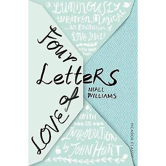 أربع رسائل الحب-كلاسيك بيكدور (ed. السوق الرئيسية) بإرادة نيال