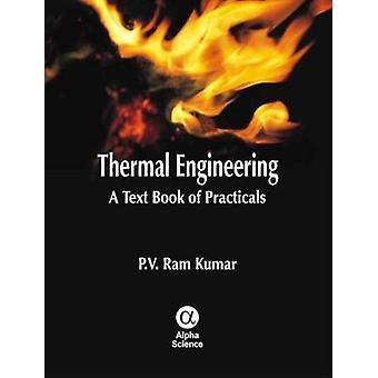 熱工学 - p. V. Ram Kumar - 9 によって実習のテキスト本